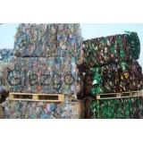 Прием и переработка пластиковых бутылок