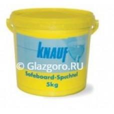 Шпаклевка Кнауф Сейфборд Шпахтель (Knauf Safeboard Spachtel), 5кг
