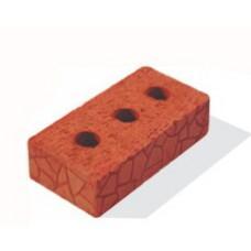 Кирпич керамический рядовой один. полн. с тех пуст.(до 13%), Ревда М150-200